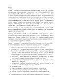 Sprawozdanie z realizacji Planu działania KSOW na lata 2008-2009 - Page 3