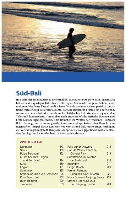 Süd-Bali