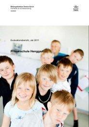 3 Kurzportrait der Primarschule Henggart