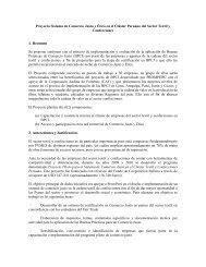 Proyecto Sistema de Comercio Justo y Ético en el Clúster Peruano ...