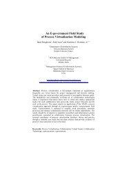 An E-government Field Study of Process Virtualization Modeling