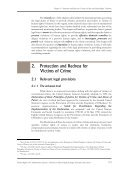 protection and redress for victims of crime and human rights violations - Page 5