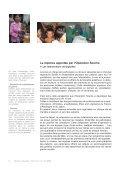 opération sourire - rapport d'activités 2006 - Médecins du Monde - Page 5