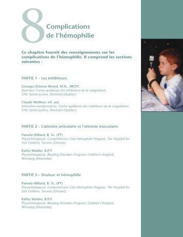 Ch03_i11568 Hemo FR - Société Canadienne de l'Hémophilie