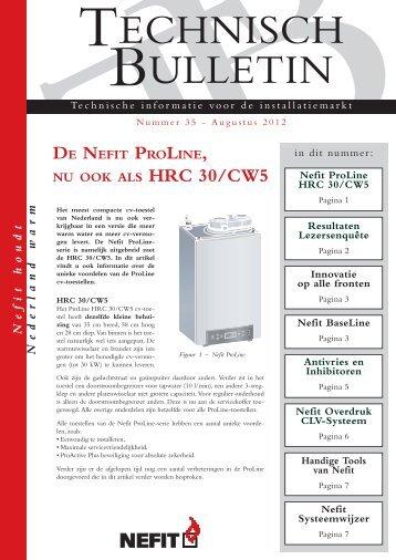 Technisch Bulletin 35