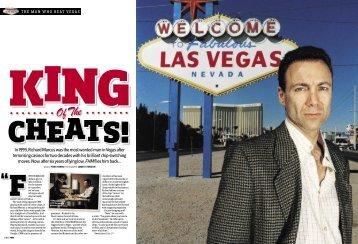 the man who beat vegas - Richard Marcus