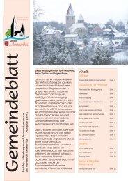 Die Verwaltung informiert - Blaetterbuch.de