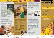 31 Kunststationen 8. bis 23. August 2009 - Stadt Schwabach
