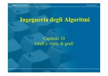 Ingegneria degli Algoritmi