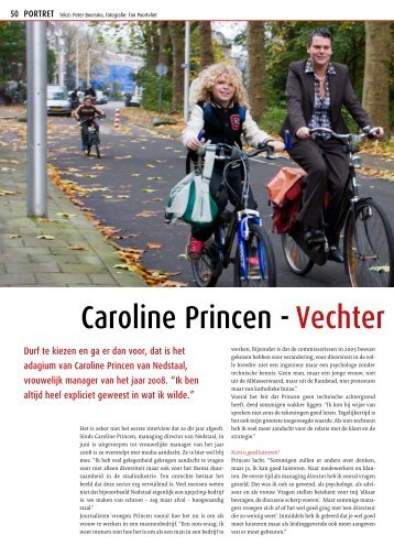 Caroline Princen - Vechter die kan luiste - VNO-NCW