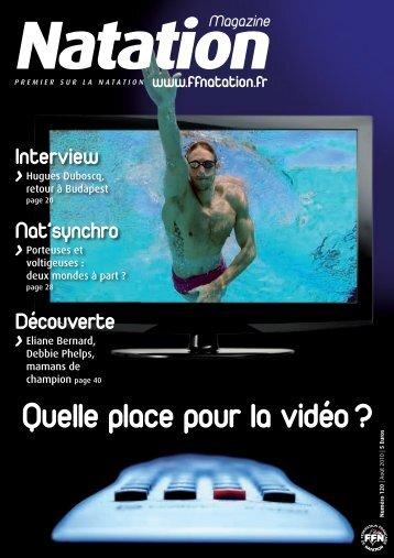 Natation : Championnats du Canada - Fédération Française de ...