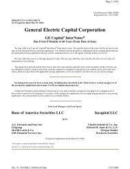 PROSPECTUS SUPPLEMENT - FMSbonds.com