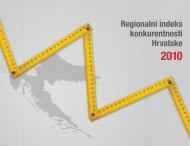 Regionalni indeks konkurentnosti Hrvatske 2010. - Nacionalno ...