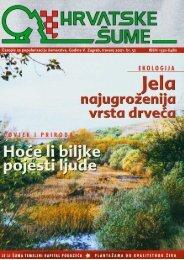 Delnice-najviše u Vrbovskom, Klani... - Hrvatske šume