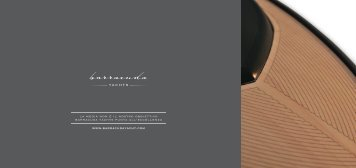 pdf brochure - barracuda yachts