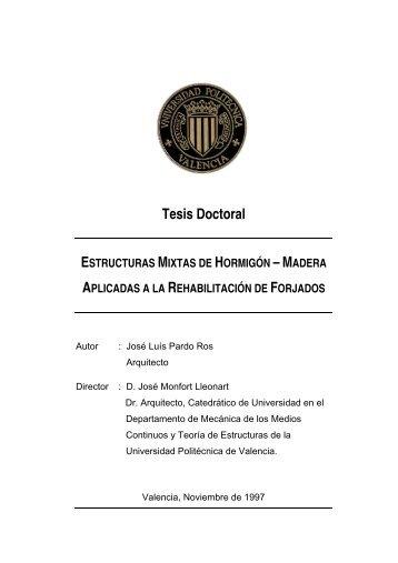 Prontuario informatico de for Estructuras para arquitectos pdf
