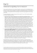 Signaling performance and analysis of continuous ... - Umalusi - Page 7