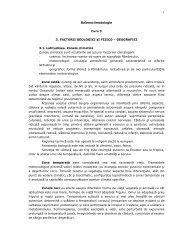 Balneoclimatologie Curs 3 3. FACTORII GEOLOGICI şI FIZICO ...