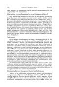 Bargaining Power, Management Control, and Performance in United ... - Page 6