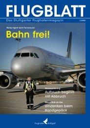 Ausgabe 1/07 - Flughafen Stuttgart