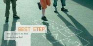 Heft Best Step V08 - Leben-total!