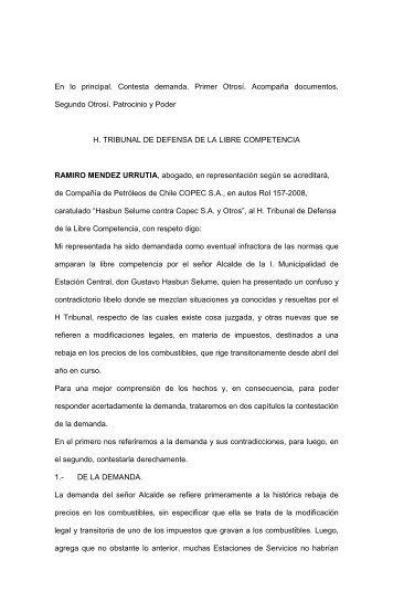 Contestacion Copec_C_157_08.pdf - Concurso Publico TDLC