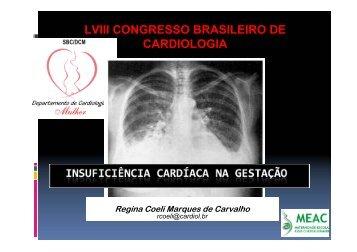 LVIII CONGRESSO BRASILEIRO DE CARDIOLOGIA
