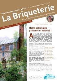 notre patrimoine préservé et valorisé ! - Conseil général du Val-de ...
