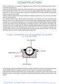 BALL TRANSFER UNITS R.G.P. International - Industrial Technologies - Page 5