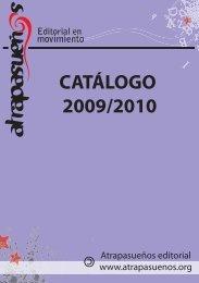CATÁLOGO 2009/2010 - zemos98