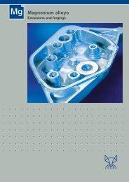 Mg Magnesium alloys - Otto Fuchs KG