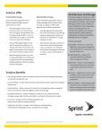 Sprint Hosted Messaging - Page 2