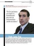 Prof. Iñaki Sanz Paz - Sociedad Española de Reumatología - Page 4