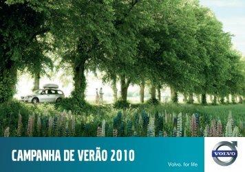 CAMPANHA DE VERÃO 2010 - Volvo