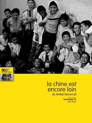"""n°79 : """"La Chine est encore loin"""" - ACAP • Cinéma • Pôle Image ..."""