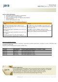 Produktblad Mørk Fiber - Jara - Telenor - Page 2