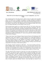 to Download the PDF Version of this Press Release - Forest Peoples ...