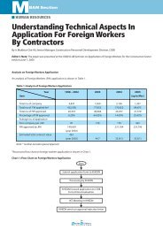 Understanding Technical Aspects In Application For Foreign Workers