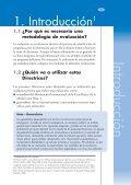 Directrices para evaluaciones de emergencia - Page 7