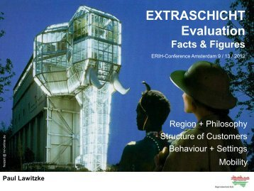Evaluation of the ExtraSchicht - ERIH