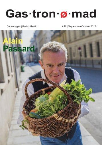 Gastronomad #11 Septer-October 2012