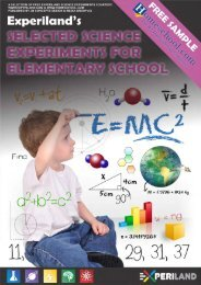 Science Experiments for Elementary School - Homeschool.com