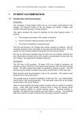 Housing Market Assessment: student accomodation research report - Page 2