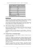 Housing Market Assessment: student accomodation research report - Page 5