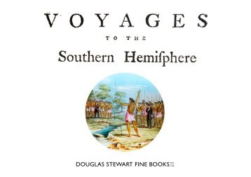 DSFB_Voyages to the Southern Hem... - Douglas Stewart Fine Books