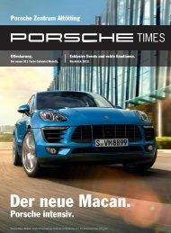 Der neue Macan. - Porsche