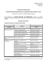 LAGUC Dirección: Avda. Castros, s/n; 39 - Universidad de Cantabria