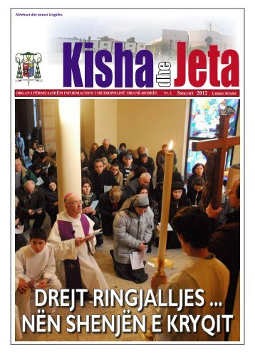 Shkurt 2012 Çmimi 30 lekë Organ i ... - kishadhejeta.com