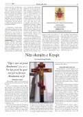 Shkurt 2012 Çmimi 30 lekë Organ i ... - kishadhejeta.com - Page 5