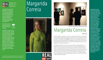 Margarida - Real Art Ways